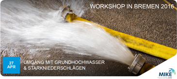 Grundhochwasser Workshop 2016